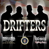 The Drifters tour dates and tickets