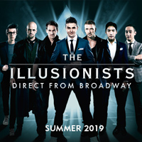 The Illusionists tour dates and tickets