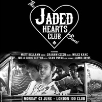 The Jaded Hearts Club Band Tickets