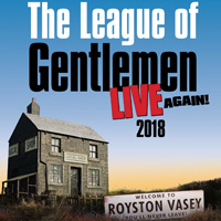 The League Of Gentlemen tour dates and tickets
