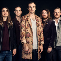 The Maine Announce April London O2 Forum Show