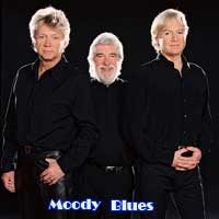 The Moody Blues Tickets