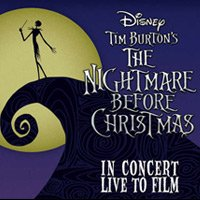 The Nightmare Before Christmas Live Tickets