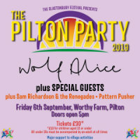 The Pilton Party tickets