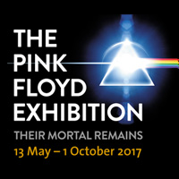 The Pink Floyd Exhibition Tickets