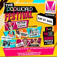 The Popworld Festival Tickets