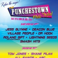 The Punchestown Music Festival tickets