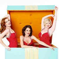 The Puppini Sisters Tickets