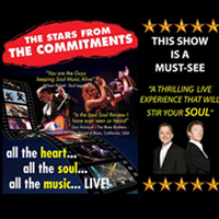 Commitments Musical Tour Dates