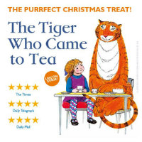 The Tiger Who Came To Tea tour dates and tickets