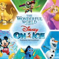 The Wonderful World of Disney On Ice tour dates and tickets