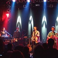 The Woodentops Tour