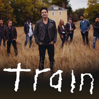 Train tour dates and tickets