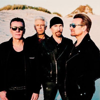 U2 tour dates and tickets