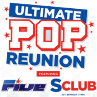 Ultimate Pop Reunion Tickets