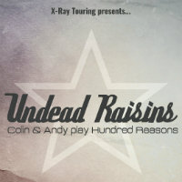Undead Raisins Tickets