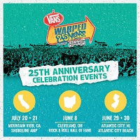 Vans Warped Tour tour dates and tickets