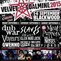 Velvet Coalmine Tickets