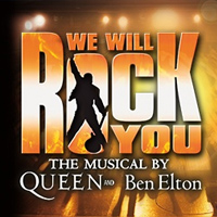 We Will Rock You tour dates and tickets