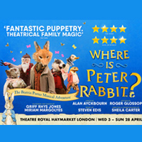 Where Is Peter Rabbit tickets