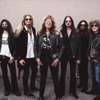 Whitesnake tour dates and tickets