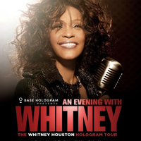 Whitney Houston tour dates and tickets