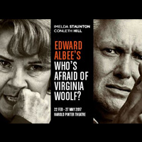 whos afraid of virginia woolf essays Who's afraid of virginia woolf by edward albee how a couple denies reality by escaping into a world of fantasy.