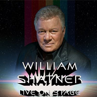 William Shatner tour dates and tickets
