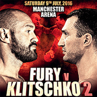 Wladimir Klitschko vs Tyson Fury Tickets