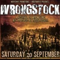 Wrongstock Tickets