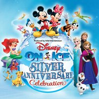 Disney On Ice Silver Anniversary Celebration Tickets