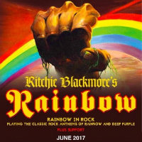 Ritchie Blackmores Rainbow Tickets