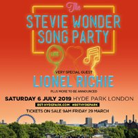 Stevie Wonder Tickets
