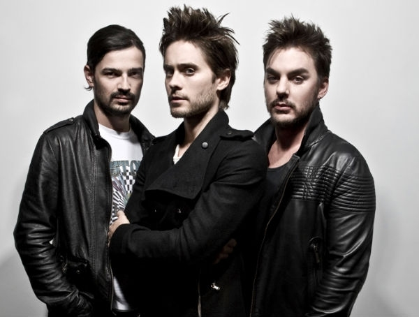 Jared Leto: 'New 30 Seconds To Mars Album Is Finished'
