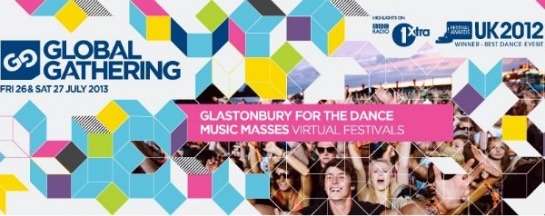Plan B, Example, Rita Ora & More To Play Global Gathering - Tickets On Sale Now