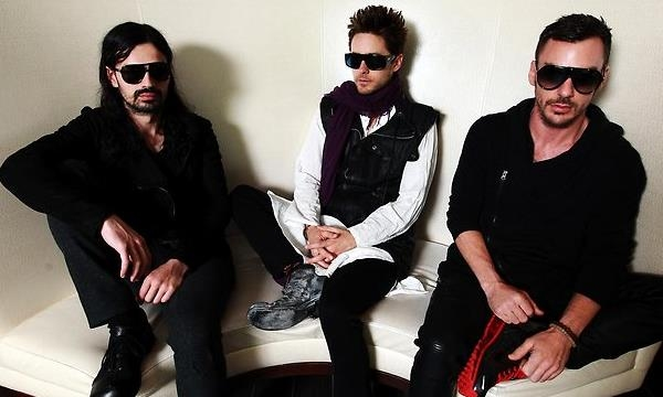 Thirty Seconds To Mars Post 'Up In The Air' Teaser Video - Watch Now