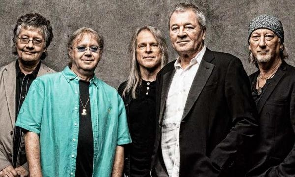 Deep Purple Tickets For October UK Tour ON SALE 9AM TODAY