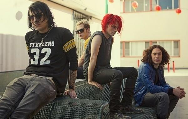 My Chemical Romance: Merci Pour Le Venin (Feature)