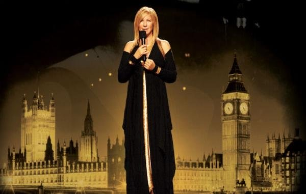 'Barbra Streisand Live!' European Tour Dates Announced