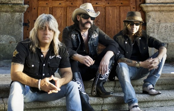 Motorhead To Release New Studio Album Later This Year