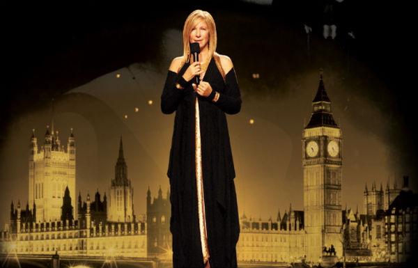 Barbra Streisand Announces Summer Performance At London's O2 Arena & Tickets