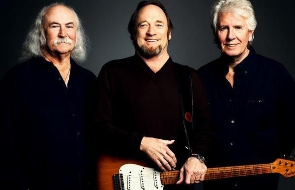Crosby, Stills And Nash Tickets For October UK Tour ON PRESALE NOW