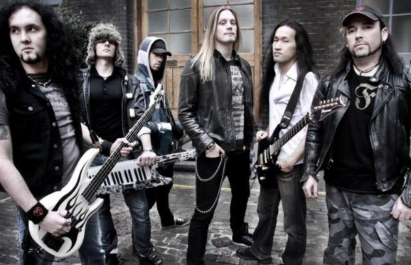 Dragonforce Complete Writing Follow-Up To 'The Power Within'