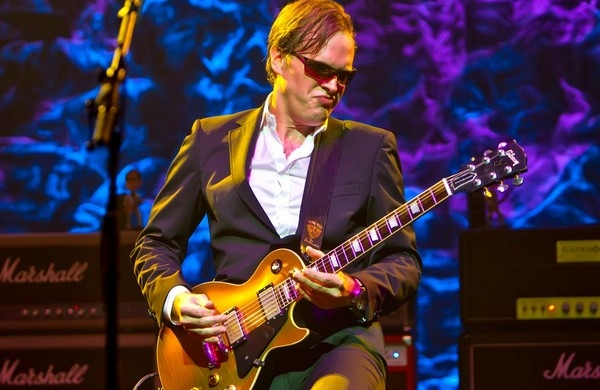 Joe Bonamassa Announces September UK Arena Tour