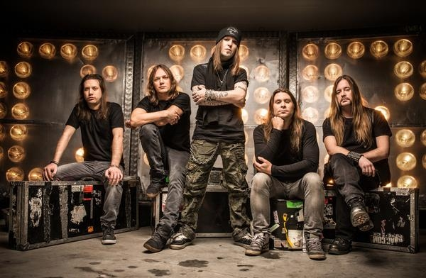 Children Of Bodom Announce October UK Tour