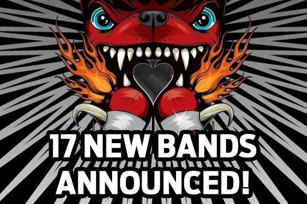 A Further 17 Bands Added To Download Festival 2013 Line-Up