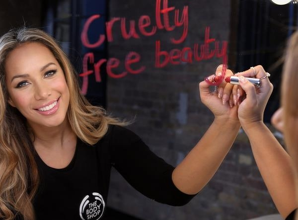 Leona Lewis To  Live Stream Gig Tomorrow With The Body Shop