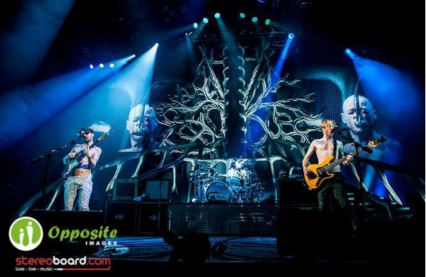 Biffy Clyro - Motorpoint Arena, Cardiff - 22nd March 2013 (Photo Gallery)