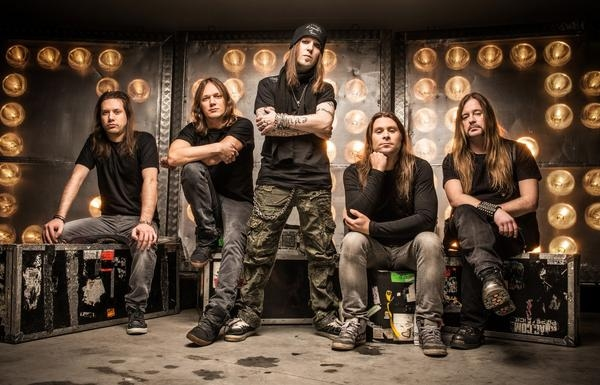 Children Of Bodom Unveil Trailer For Upcoming Album 'Halo Of Blood'