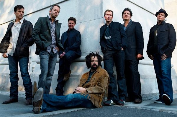 Win A Copy Of Counting Crows New Live Album 'Echoes Of The Outlaw Roadshow' (Competition)